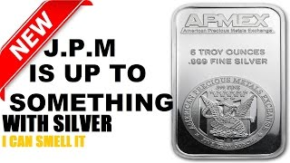 WHY IS JPM CUTTING BACK IN SILVER PURCHASES