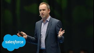 Salesforce Connections 2018 Keynote - Ch. 1: Corporate Positioning