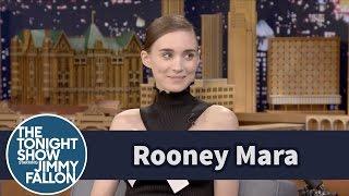 Rooney Mara Sat on Santa's Lap Until Her 20s