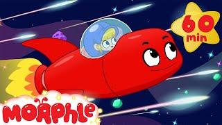 Morphle's Magic Space World - Mila and Morphle | Cartoons for Kids | Morphle TV