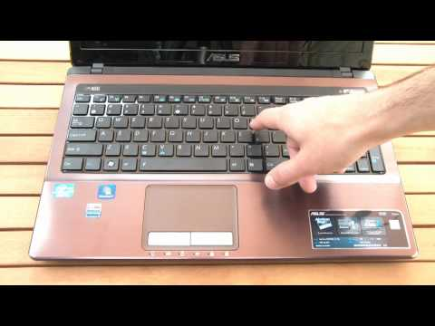 ASUS K53E Notebook Hands-on Review
