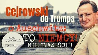 Cejrowski o Auschwitz, Armii Czerwonej, Dudzie i Trumpie 2020/1/27 Studio Dziki Zachód cz. 1 z 2