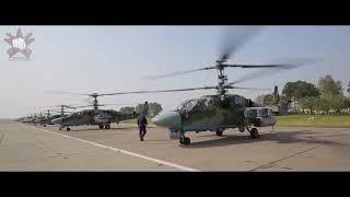 Русский «Аллигатор» в Сирии Ударный вертолёт Ка 52