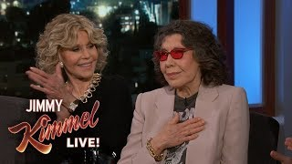 Lily Tomlin & Jane Fonda on Their Friendship, Porno Movies & Richard Pryor