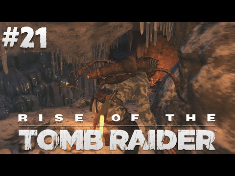 [GEJMR] Rise of the Tomb Raider - EP 21 - Na cestě do Observatoře