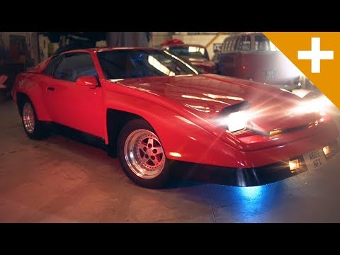 How the 800hp Pontiac Tojan Became A Thing   Carfection +