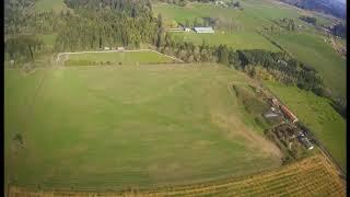 Hubsan H501S Range Test 2.02 km Local Oregon Park 2020 04 08