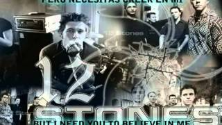 FADE AWAY 12 STONES-SUB (ESPAÑOL-ENGLISH)