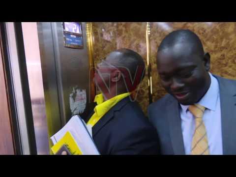 Museveni asisinkanye ababaka ba NRM