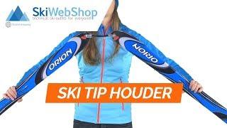 KnowHow, Ski easy tube pro, accessoires, unisex, Aluminium Grijs