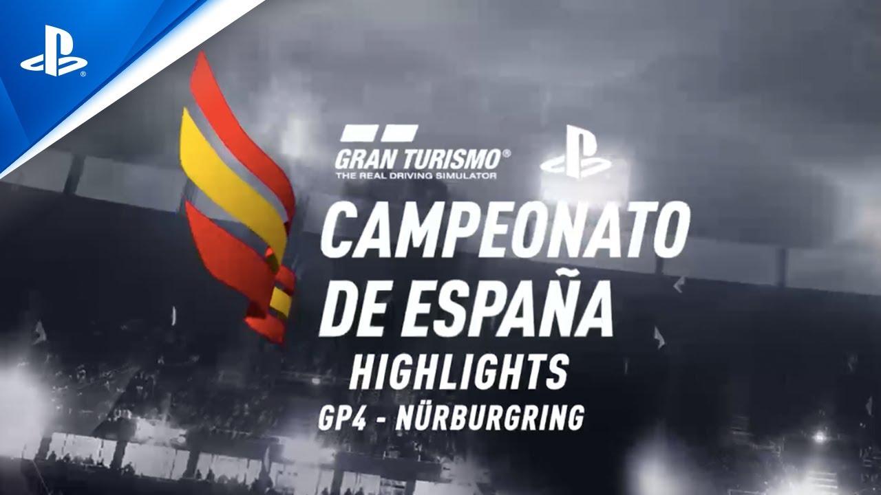 Serrano, López y Cases amplían su ventaja en el Campeonato de España de Gran Turismo