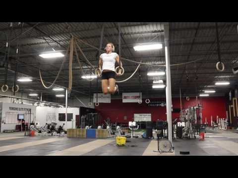 Muscle Up On Rings – CrossFit Exercise Guide