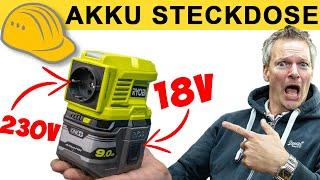 230V AKKU! 30 SMARTE WERKZEUGE | WERKZEUG NEWS #136
