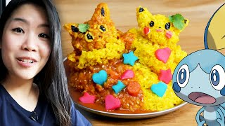I Recreated This Pokemon Curry In Real Life