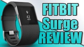 Fitbit SURGE | mit GPS | REVIEW DEUTSCH