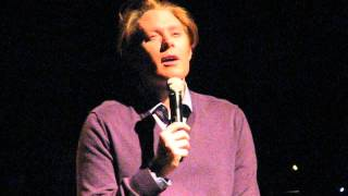 Clay Aiken The Christmas Song Milwaukee  12-16-12 video by toni7babe