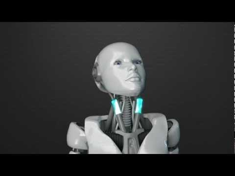 Video of Voice Answer - like Siri in 3D