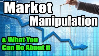 Market Manipulation and What You Can Do About it. Is crypto over-sold right now?