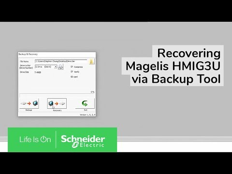 Video: How to recover the system on the HMIGTU Series?