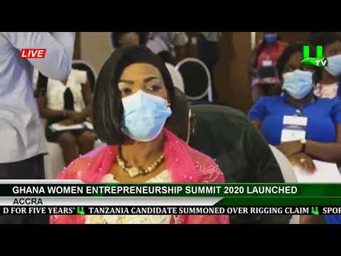 Ghana Women Entrepreneurship Summit 2020 Launched