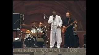 MIGHTY SAM McCLAIN New Man In Town  2003 LiVe, Boston