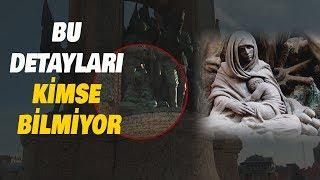 İstiklal Caddesi Girişindeki Taksim Anıtı'nın Bilinmeyen Gerçekleri