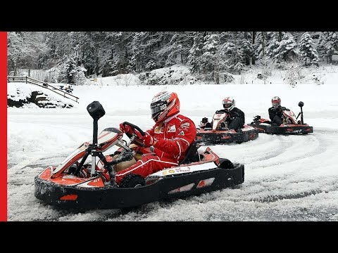 The Shell Winter Test | Shell #Motorsport