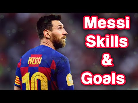 Lionel Messi Greatest Skill & Goals Ever 2020   Messi Dribble Skill & Goals ever   FB FIFA
