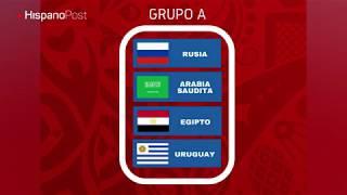 Duelos de alto voltaje tras el sorteo de la Copa Mundial de la FIFA