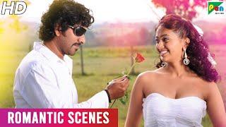 Mission Mohabbat - Best Romantic Scenes | Hindi Dubbed Movie | E Naronha, Surya K