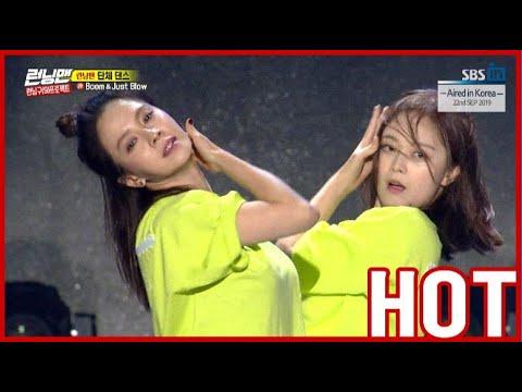 [HOT CLIPS] [RUNNINGMAN]  | RUNNING9 Fan Meeting : Members Group Dance STAGE! (ENG SUB)