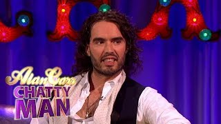 Russell Brand Talks About The Illuminati!  | Full Interview | Alan Carr: Chatty Man