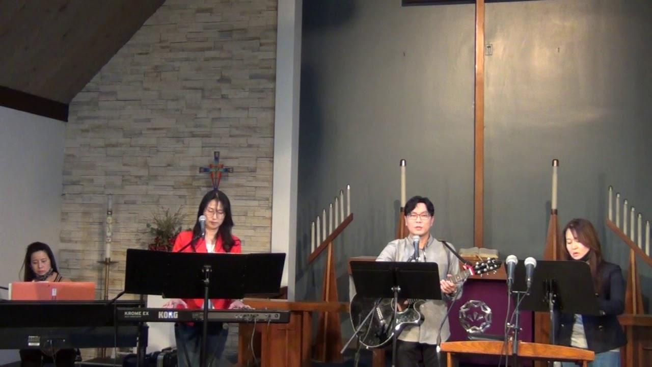 온누리선교 교회 찬양