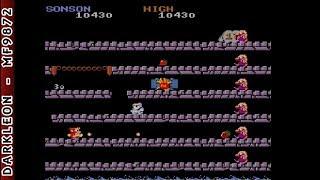 PlayStation - Capcom Generation 3 - SonSon (1998)