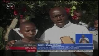 John Mwaniki aliye anza kufanya vibarua kukosa karo ya kujiunga na elimu ya sekondari apata mfadhili