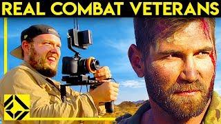 Do Real Combat Veterans Make Better Action Films?
