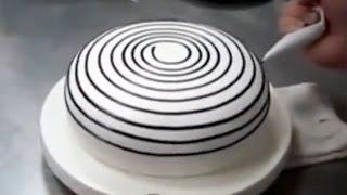 💚 Bolos Decorados 💙 Como Fazer Bolos Decorados E Simples #2