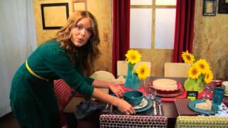 Sabrina Soto and Target Dining Trends for Home