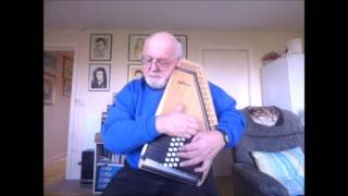 Autoharp: The Faded Coat Of Blue (Including lyrics and chords)