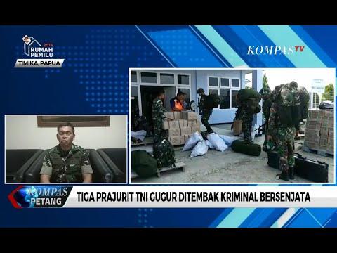 Presiden: Selesaikan Kasus Penembakan di Nduga Papua