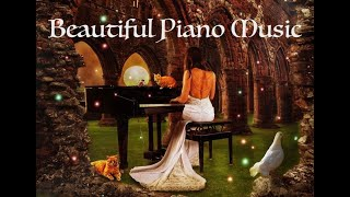 Beautiful Piano Music, Stress Relief, Study, Sleep, Luxury Spa, Relaxing Classical Music. 8 Hours