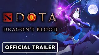 DOTA: Dragon's Blood - Official Season 1 Trailer (2021) by IGN