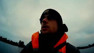 Рыбалка на реке муховец