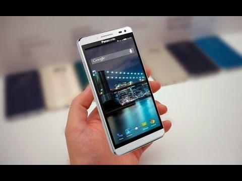Panasonic Eluga I2 New 4G dual-SIM Smartphone First Look ᴴᴰ