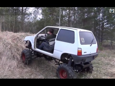 The Most Useful Homemade Off-Road Vehicle