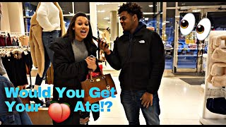Download Video WOULD YOU LET A GUY EAT YOUR A$$?!🍑💦 | Public Interview | Mk3maxwell MP3 3GP MP4