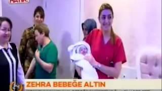 tv 24  yüreğir belediyesi hoş geldin bebek projesi