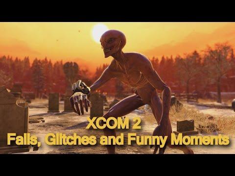 Xcom 2 - Fails, Glitches and Funny Moments