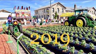 Florida Strawberry Festival 2019! Plant City - Shortcake, Fun, & Music - STYX & Steven Tyler