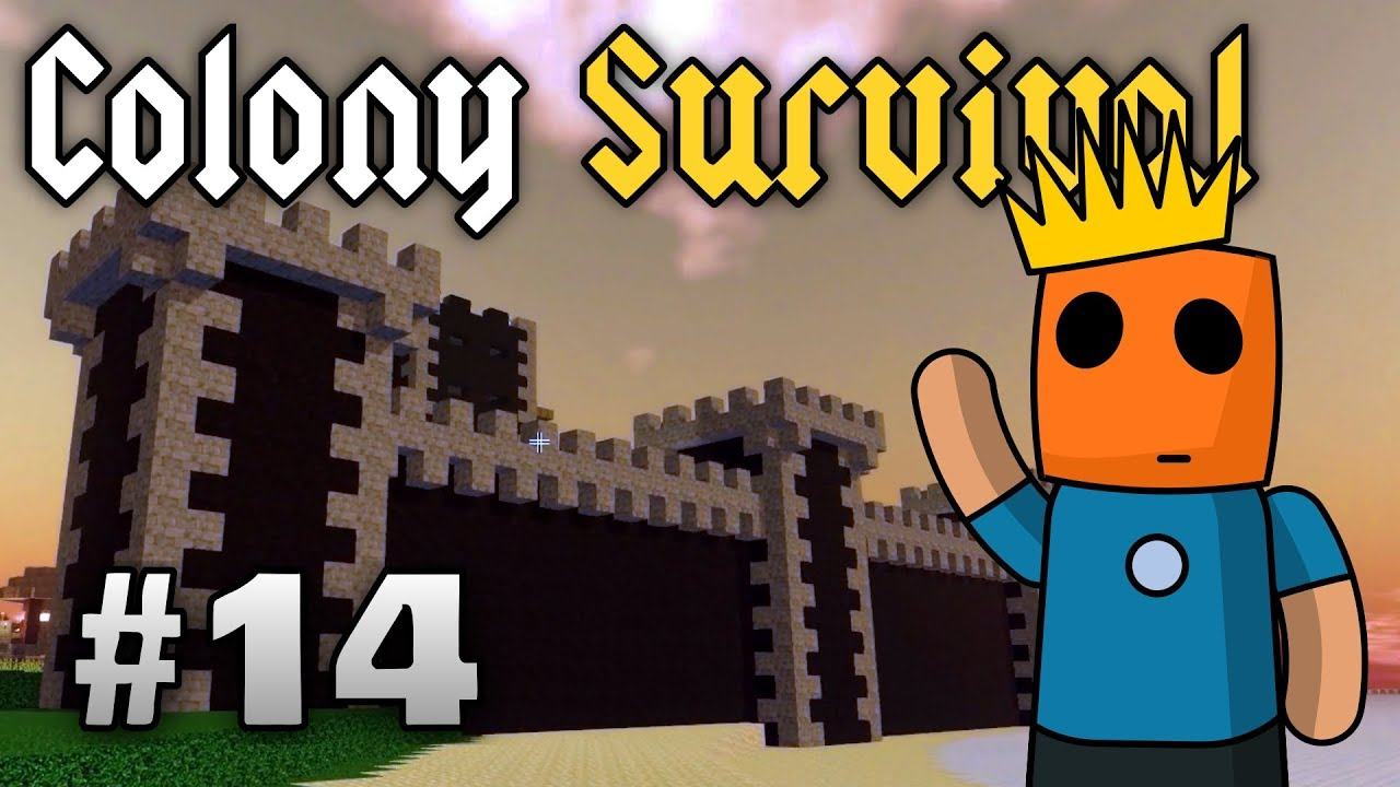 Colony Survival ep14 | Achievements